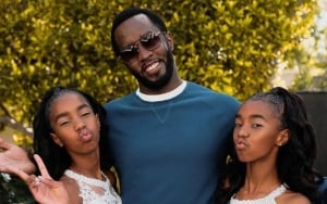 P. Diddy 'Proud' of Twins Daughter Over Middle School Graduation