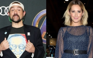 Kevin Smith Defends Ashley Tisdale Despite Her Hit-And-Run Accusation