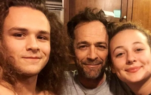 Luke Perry's Daughter Celebrates Late Actor and Birthday Brother in Father's Day Tribute
