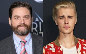 Zach Galifianakis Recalls Giving Niece Underwear He Stole From Justin Bieber