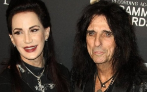 Alice Cooper Sets Record Straight on 'Death Pact' With Wife Statement