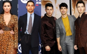 Demi Lovato Breaks Silence After Liking Posts Shading Wilmer Valderrama and Jonas Brothers