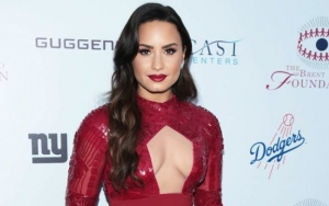 Demi Lovato to Forever Remind Herself of Self-Love With New Ring Finger Tattoo