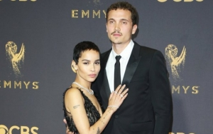 Zoe Kravitz Weds Karl Glusman in Formal Ceremony at Father's French Castle