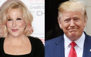 Bette Midler Uses Donald Trump's 'Washed Up Psycho' Jab as Inspiration to Overcome Adversity
