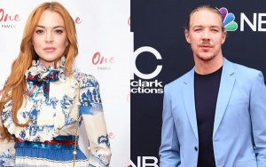 Lindsay Lohan Shoots Her Shot at Diplo After He Posts NSFW Photo