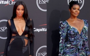 Pics: Ciara Goes Daring, Gabrielle Union Stuns in Blue on Red Carpet at 2019 ESPY Awards