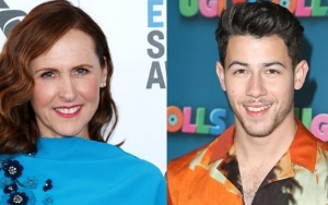 Molly Shannon Saved by Daughter After Accidentally Sending Heart Emoji to Nick Jonas
