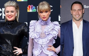 Kelly Clarkson Offers Taylor Swift Re-Record Solution Amid Scooter Braun Drama