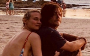 Norman Reedus' Birthday Post to Diane Kruger Features Rare Glimpse of Daughter