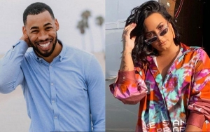 'Bachelorette' Alum Mike Johnson Reacts to Demi Lovato's Public Flirt: 'I'm Flirting With Her Too'