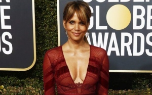 Halle Berry Spotted on Rare Outing With Her Two Children