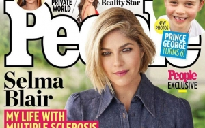 Selma Blair on Life With MS: My Son Sees Me as Brave, Not Sick