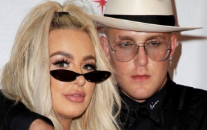 Pics: Jake Paul and Tana Mongeau Pack on PDA at Wedding Reception