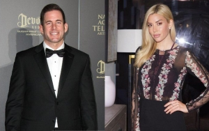 Tarek El Moussa Spotted Kissing Playboy Model Heather Rae Young One Year After Divorce