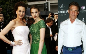 Andie MacDowell's Daughter Blames Herself When Mother Dated Dennis Quaid