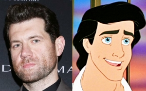 Billy Eichner Pokes Fun at Prince Eric Casting for 'The Little Mermaid'