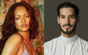 Rihanna Brings Her Mom and Brother on Dinner Date With Boyfriend Hassan Jameel