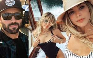 Brody Jenner Stunned by Miley Cyrus and Kaitlynn Carter's Weed Birthday Gift