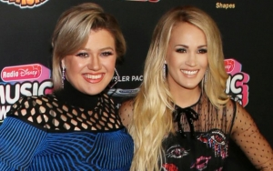 Carrie Underwood Rejects 'Kelly Clarkson Show' Invite Due to 'Fierce Behind-the-Scenes Rivalry'