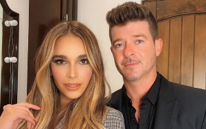Robin Thicke and Fiancee Escape Malibu Car Accident Unscathed