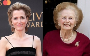 Gillian Anderson Excited to Explore Margaret Thatcher Character on Season 4 of 'The Crown'