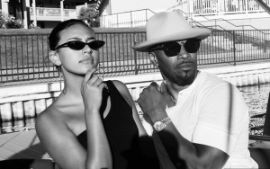 Jamie Foxx's Rumored Flame Sela Vave Feels 'Overworked' While Living in His House