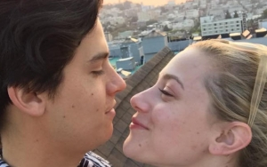 Cole Sprouse Celebrates Lili Reinhart's Birthday With Steamy Photobooth Pics