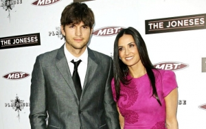 Did Ashton Kutcher Just Address Demi Moore's Allegations With These Tweets?