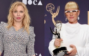 Courtney Love Accuses Patricia Arquette's Stylist of Taking Money From OxyContin Heiress