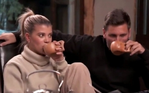 Sofia Richie Makes 'KUWTK' Debut, Talks About Her Dynamic With Scott Disick and Kourtney Kardashian