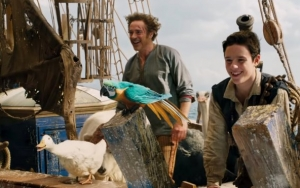 Robert Downey Jr. Sets Sail With Animals in First 'Dolittle' Trailer