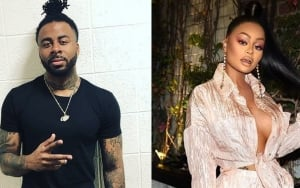 Sage the Gemini Defends Rumored GF Blac Chyna Against Troll Slamming Her Over Flirty Comment