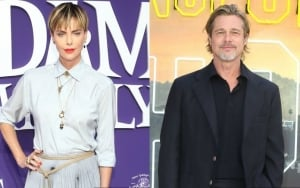 Charlize Theron Sets Record Straight on Brad Pitt Dating Rumors