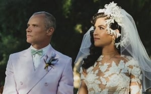 Red Hot Chili Peppers' Flea Gets Married, Shares First Wedding Pics
