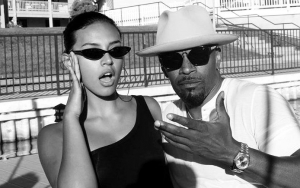 Jamie Foxx Leaves Flirty Comments on Sela Vave's Photos Despite Denying Romance Rumors