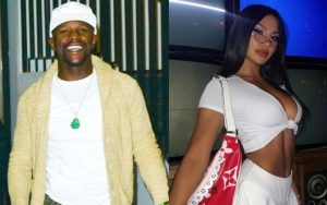 Floyd Mayweather Engaged to Curvaceous Girlfriend? Check Out Her Flashy Ring!