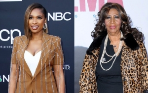 See Jennifer Hudson's Transformation Into Aretha Franklin in First Set Photo of Biopic