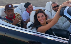 Kendall Jenner Criticized for Celebrating Birthday With Race Car Driving