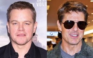 Matt Damon: Tom Cruise Replaces Safety Expert When Barred From Doing Dangerous Stunts