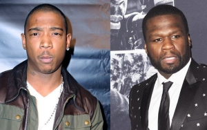Find Out Ja Rule's Response to Troll Saying 50 Cent 'Ended' His Career