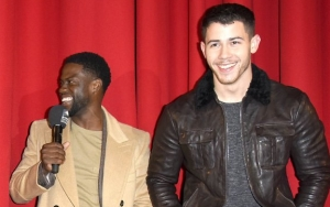 Nick Jonas 'So Relieved' Pal Kevin Hart Is Recovering Well After Car Crash