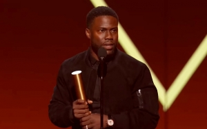 Video: Kevin Hart Gets Standing Ovation on First Official Appearance Since Car Crash at 2019 PCAs