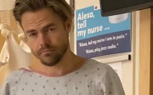 Derek Hough Has Emergency Appendix Surgery After Suffering From Severe Pain