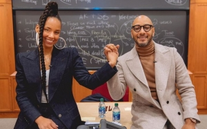 Alicia Keys and Swizz Beatz Present Their Case Study at Harvard