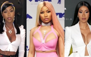 Kash Doll Reveals She Unfollows 'Delusional' Nicki Minaj After a Night Out With Cardi B