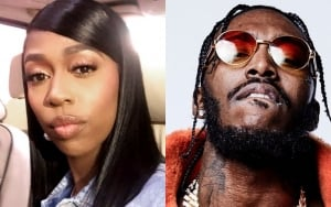 Kash Doll Pictured Getting Handsy With Rumored Beau Pardison Fontaine