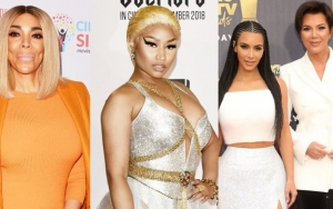 Wendy Williams Shades Nicki Minaj, Hits Back at Claims She's on 'Kardashian Payroll'