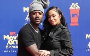 Ray J and Princess Love Appear to Be Back on Good Terms After Massive Fight, Reunite in L.A.
