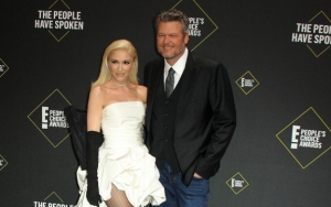 Report: Gwen Stefani and Blake Shelton 'Happy' and 'Content' After Moving In Together